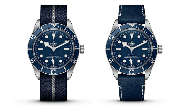 Tudor Black Bay Fifty-Eight Navy Blue