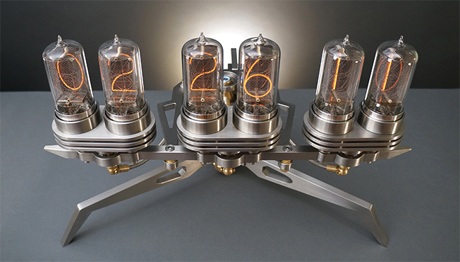 Nixie Machine III