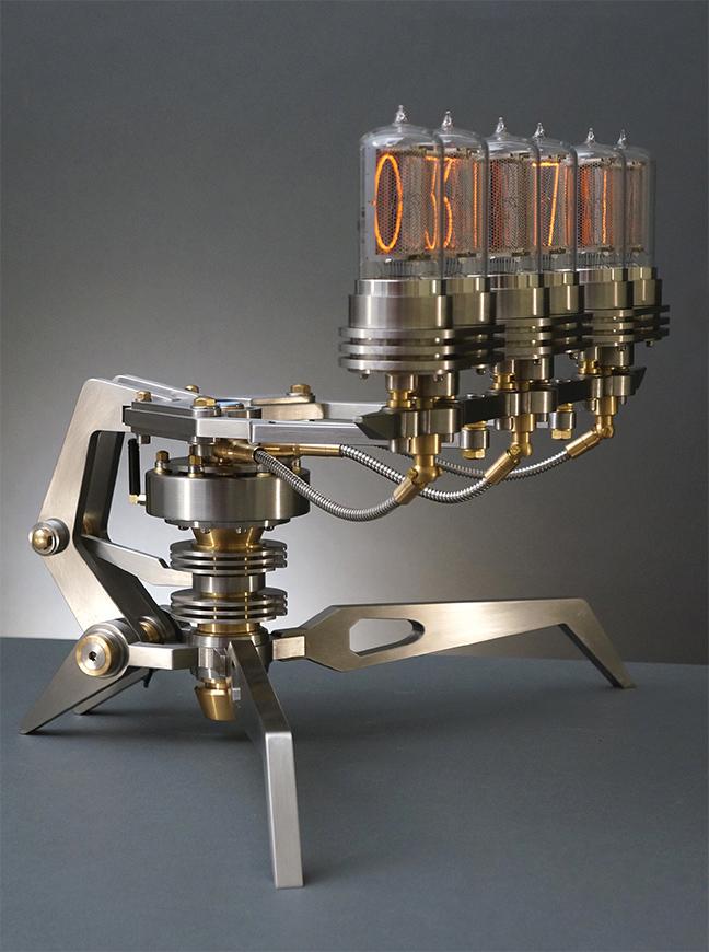 Nixie Machine III