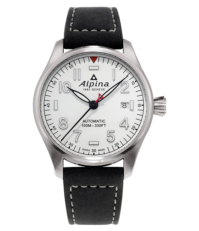 Alpina Startimer Pilot Automatic 40 mm