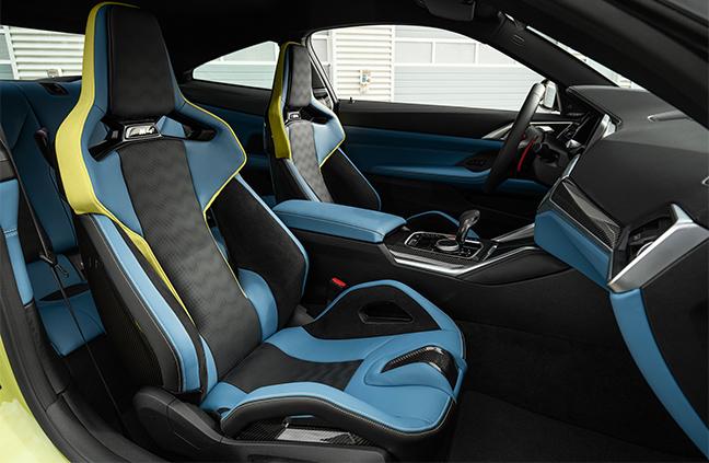 BMW M4 Compétition