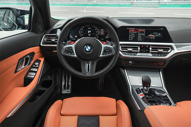BMW M3 Compétition