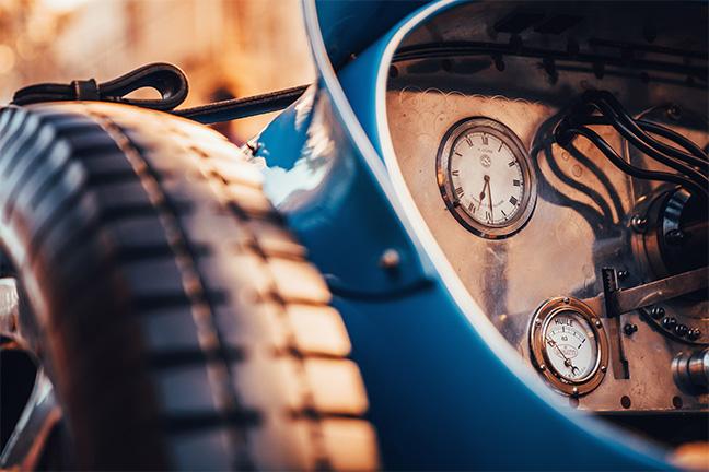 Bugatti - Targa Florio