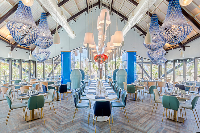 Fusion Interiors Group - Club Med Play Esmeralda