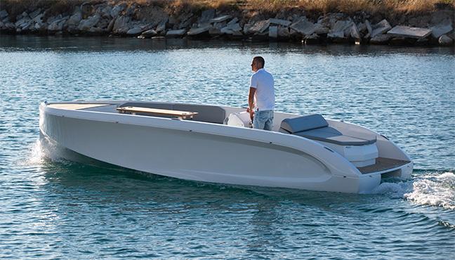 Rand Boats Mana 23