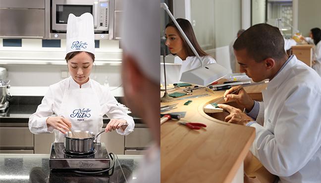 Du Chef Cuisinier au Maître Joaillier