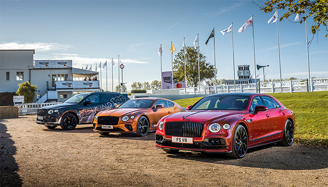 Bentley Goodwood SpeedWeek 2020