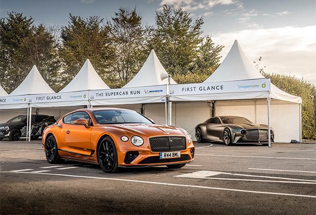 Bentley Goodwood SpeedWeek 2020