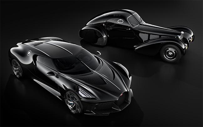 Jacob & Co. Twin Turbo Furious Bugatti