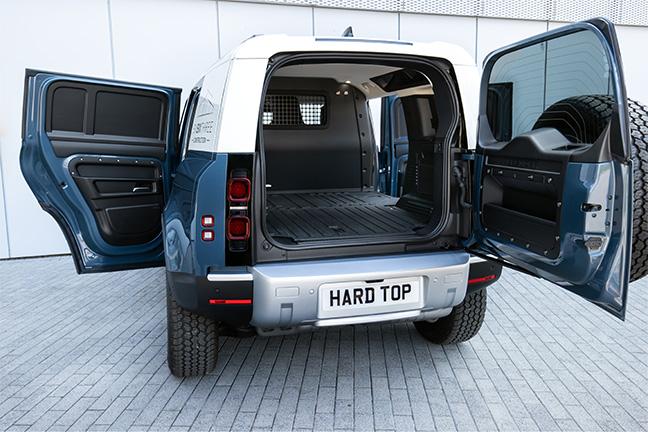 Defender Hard Top