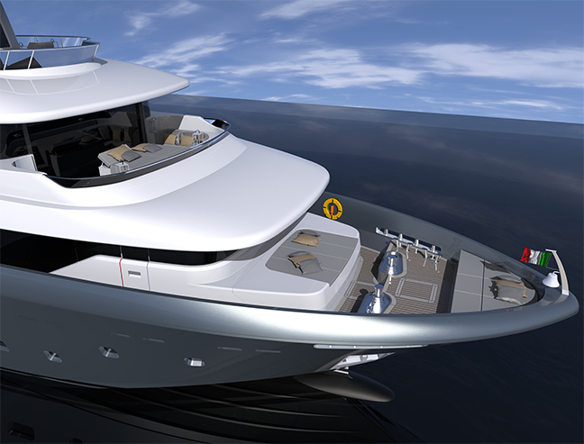 Oceanic 140' Fast Expedition