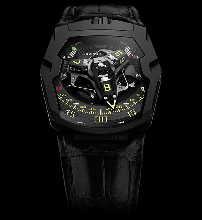 Urwerk UR-220 All Black