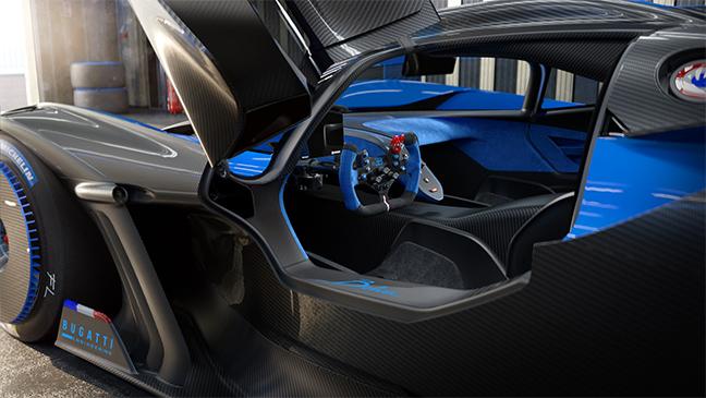 Le Boliode Bugatti