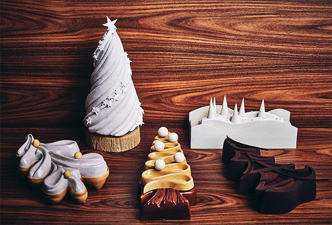 Bûches de Noël Evok