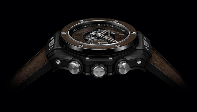 Hublot Big Bang Unico Berluti Cold Brown