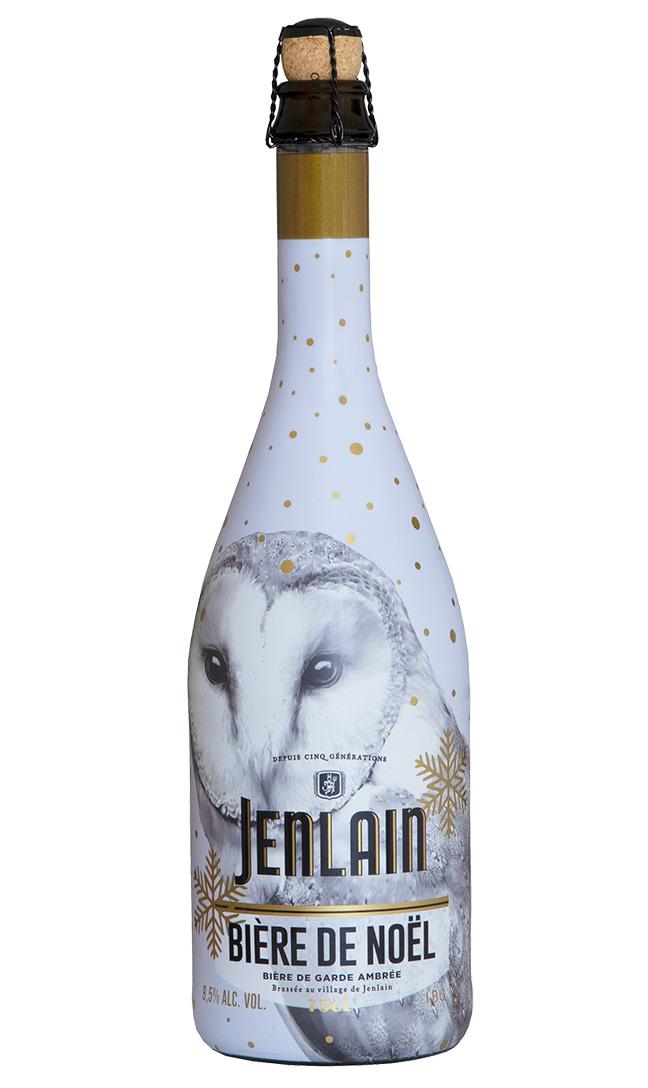 Bière de Noël Jenlain