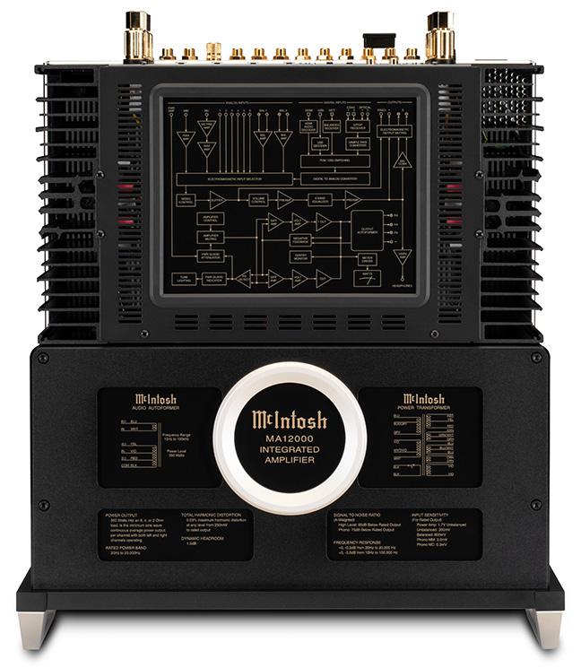 McIntosh MA12000