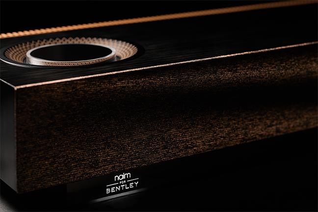 Focal & Naim for Bentley