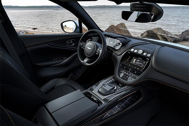 Aston Martin DBX Bowmore Edition