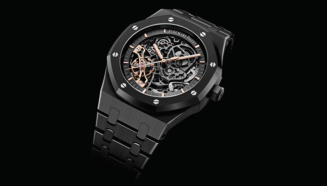Audemars Piguet Royal Oak Double Balancier Squelette