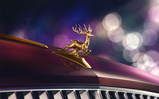 Bentley Reindeer Eight