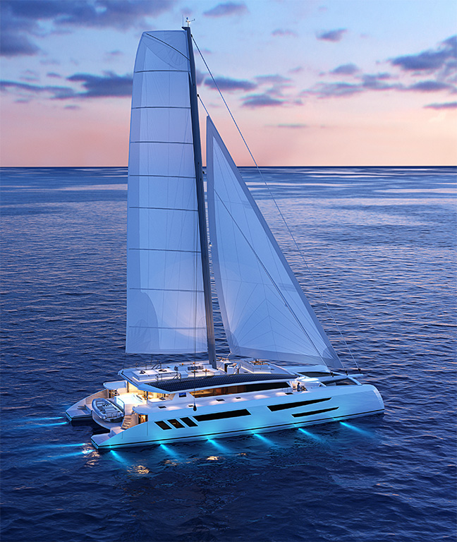 Pajot Custom Yacht