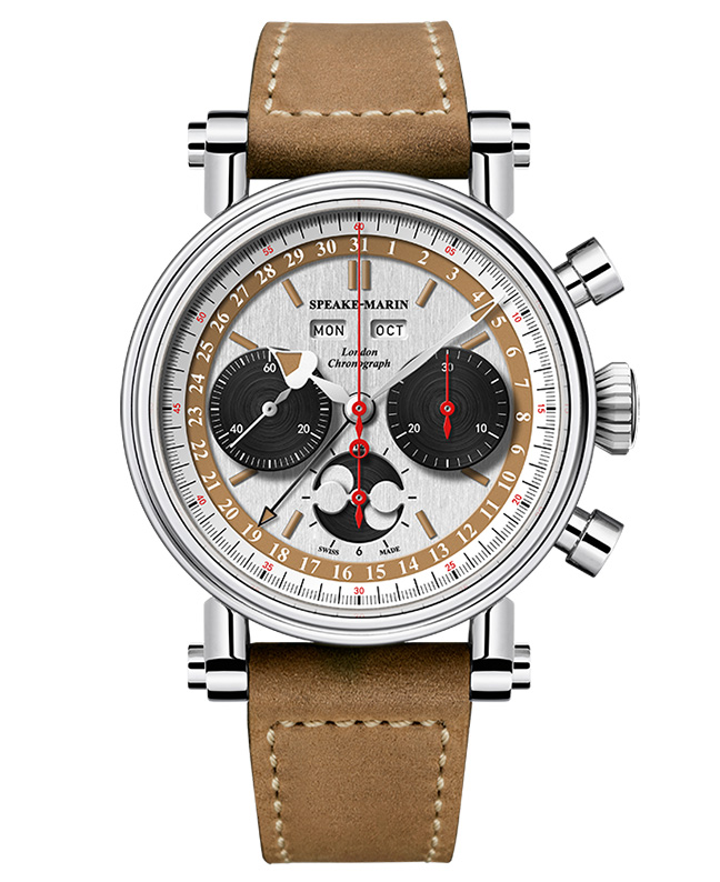 Speake-Marin London Chronograph Triple Date