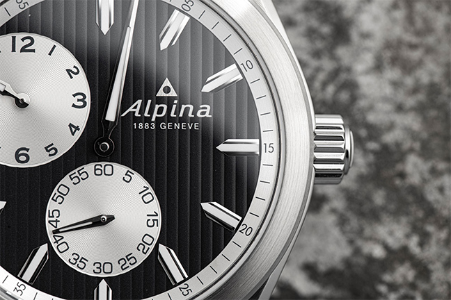 Alpiner Regulator Automatic