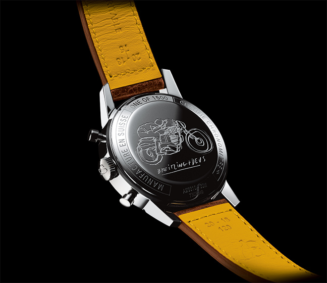 Top Time Deus Limited Edition
