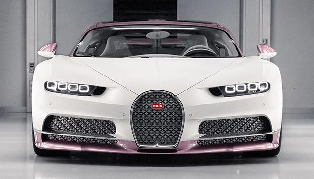 Alice - Bugatti Chiron Sport