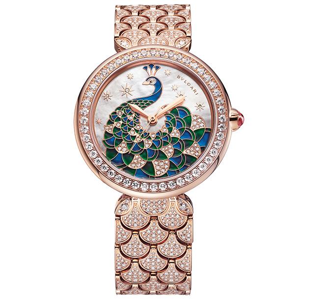 Bvlgari Divas' Dream Peacock