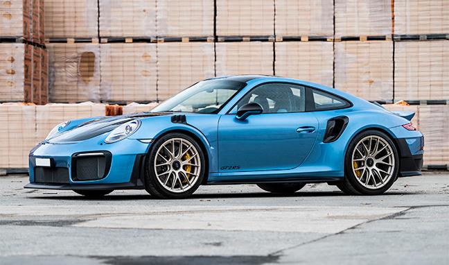 Swiss Porsche Collection