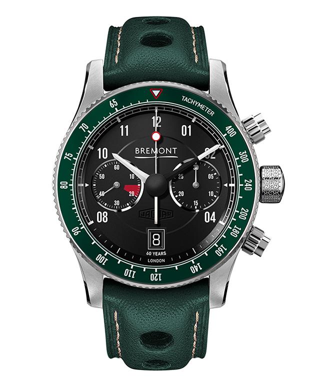 Bremont Jaguar E-Type 60TH Anniversary