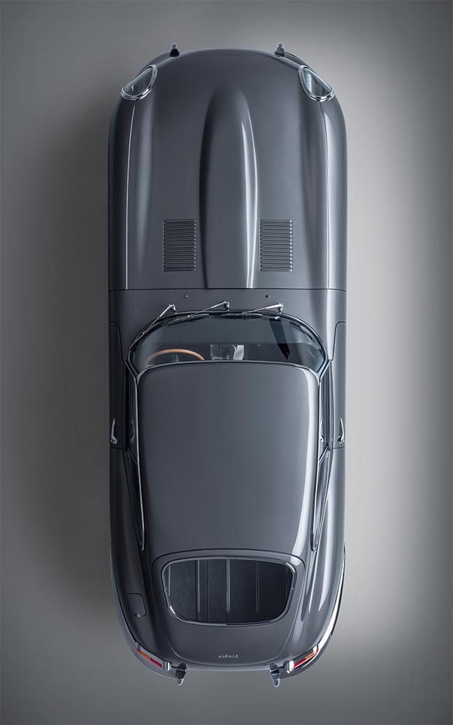 Jaguar Collection E-Type 60
