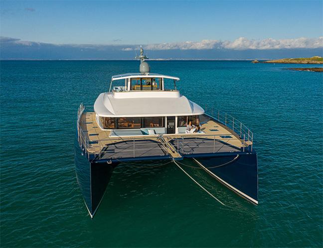 JFA Yachts Long Island Power 78' 4Ever