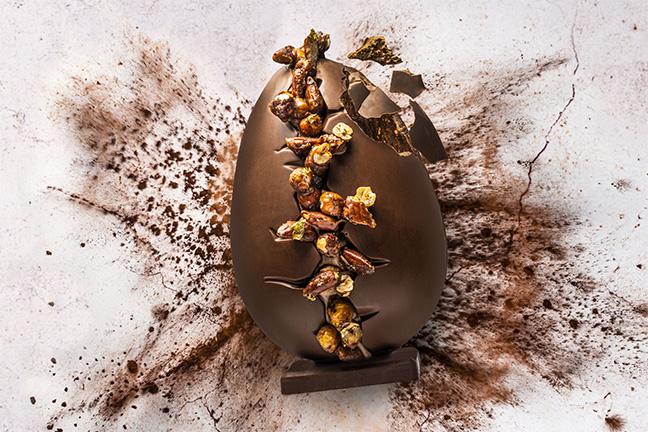 Les œufs de Pâques Philippe Conticini