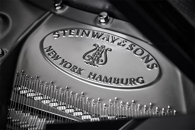 Steinway & Sons Black Masterpiece