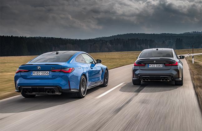 M3 et M4 Competition xDrive