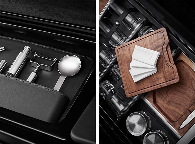 Rolls-Royce Cullinan Recreation Module