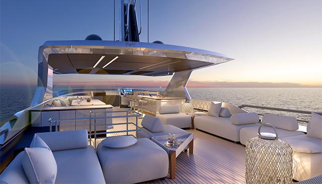 Mazu Yachts 92 DS