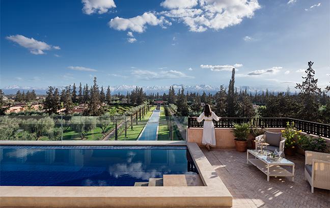 L'Oberoi, Marrakech