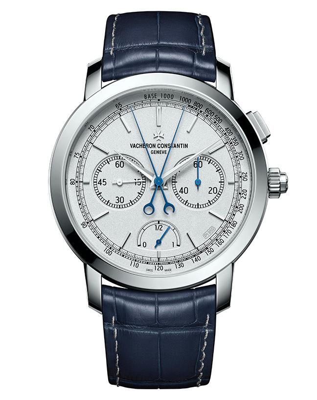 Vacheron Constantin Traditionnelle chronographe à rattrapante ultra-plate