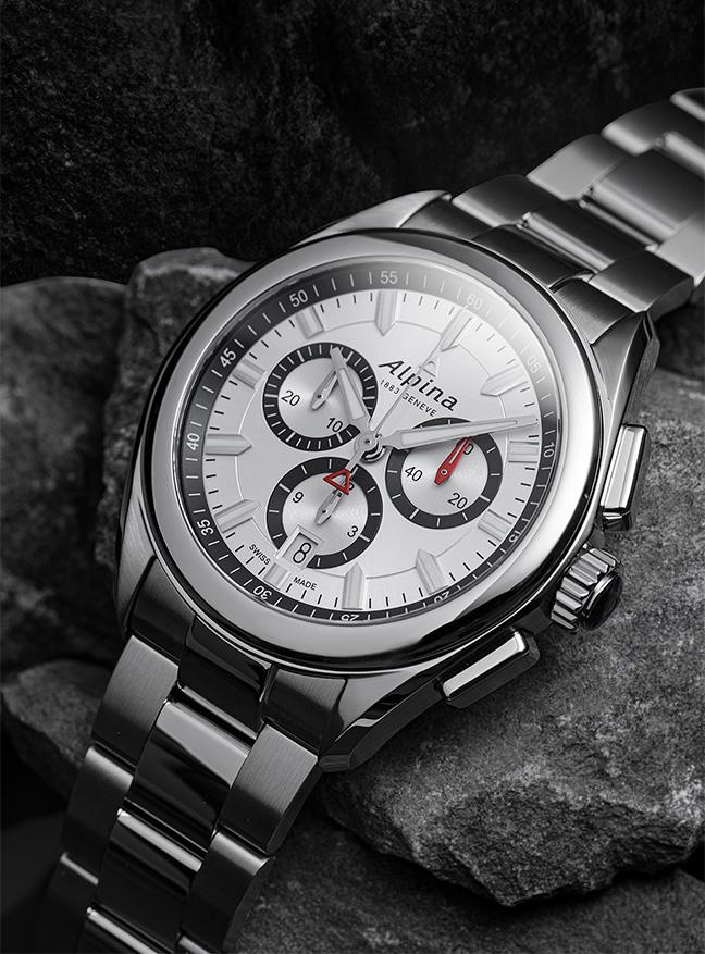 Alpiner Quartz Chronographe