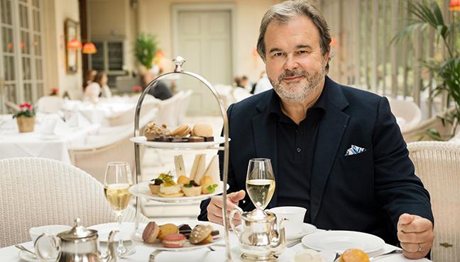 Afternoon tea inspiré par Pierre Hermé