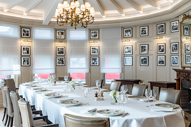Restaurant Paul Bocuse