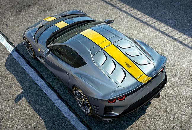 Ferrari 812 Competizion