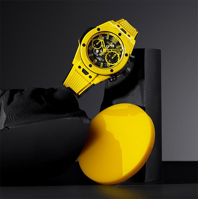 Hublot Big Bang Unico Yellow Magic