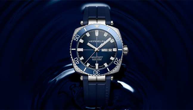 Michel Herbelin Newport Héritage Diver