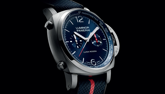 Panerai Luminor Chrono Luna Rossa