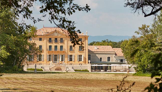 Châteaux de Fonscolombe